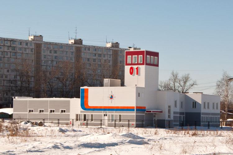 Пожарная часть №88, г. Королёв