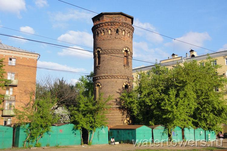Ожерелье водонапорная башня