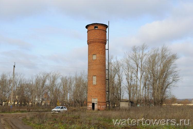 Кто обслуживает водонапорную башню