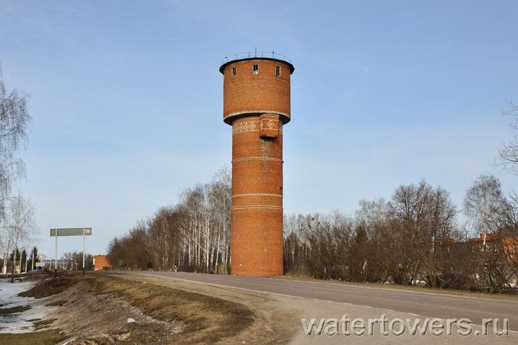 Водонапорная башня электрика