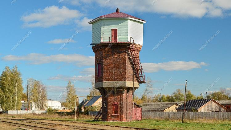 Водонапорная башня в рязани установка