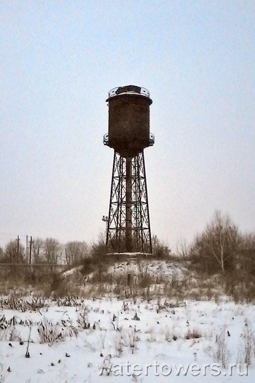Водонапорная башня домодедово